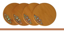 Load image into Gallery viewer, Kauri Koru Coasters