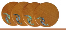 Load image into Gallery viewer, Kauri Dolphin Coasters