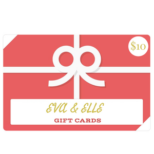 Gift Card value  $10