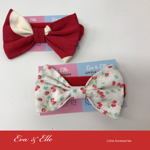 Assorted Bow Headbands