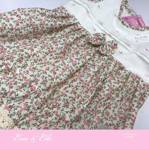 Little Dresses  in trims #2 - Newborn