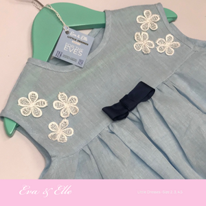 Little Posh Blue for Toddler