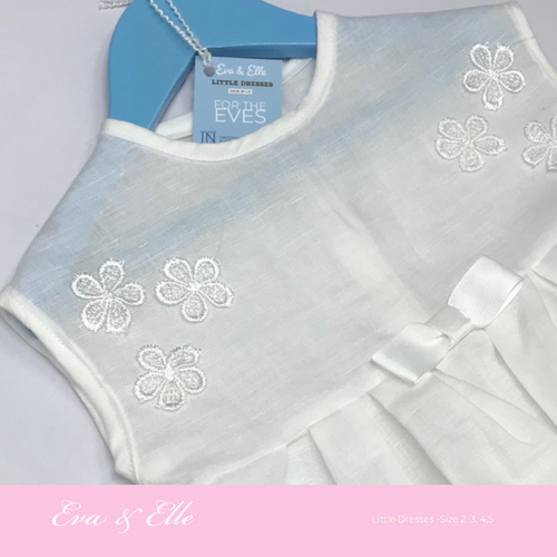 Little Pure White for Toddler