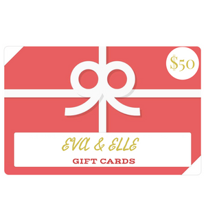 Gift Card value $50