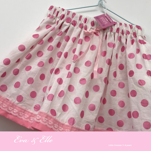 Little Skirt for 3 -7 years