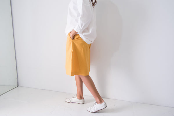 Knee Length Culotte