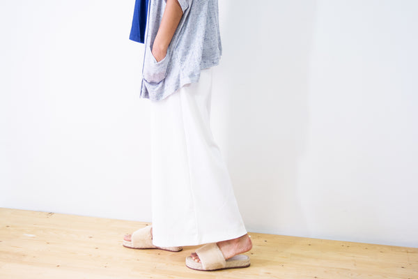 Knit Long Culotte