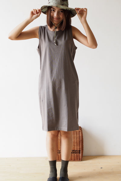Mini Straight Tank Dress
