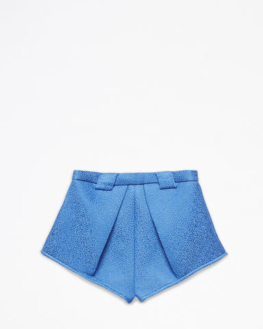 LIMITED EDITION INSECT DOT JACQUARD SHORT
