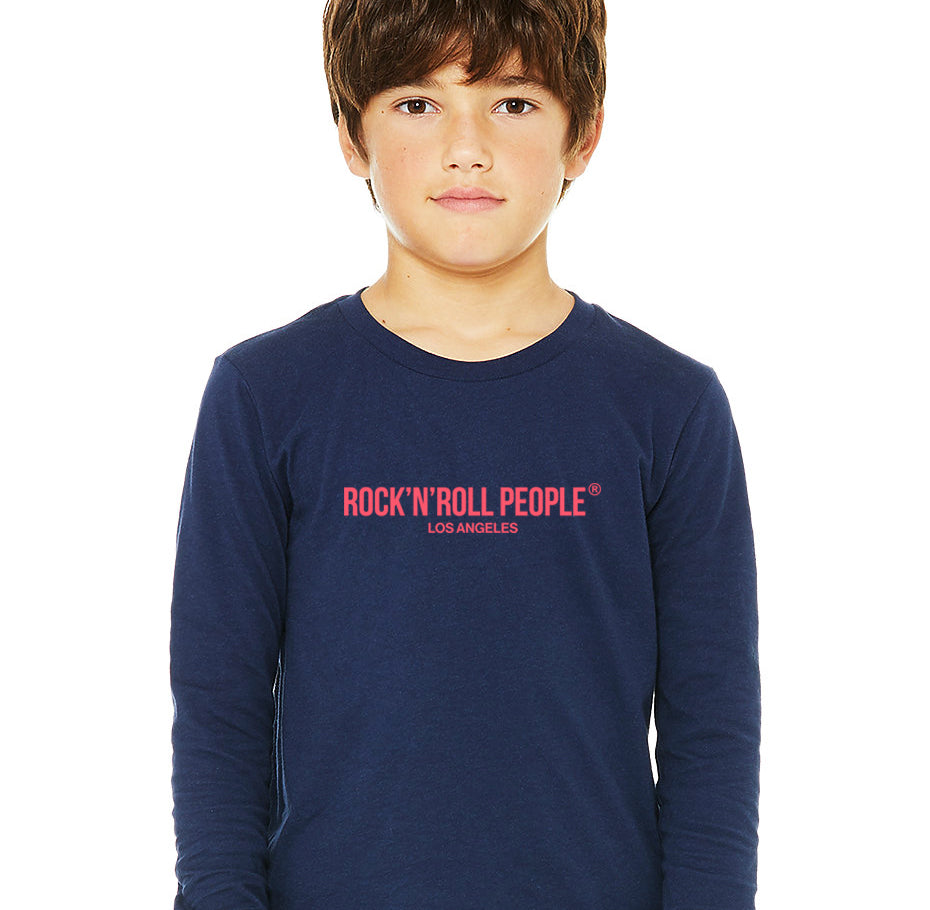 KIDS UNISEX LONG SLEEVE T-SHIRT