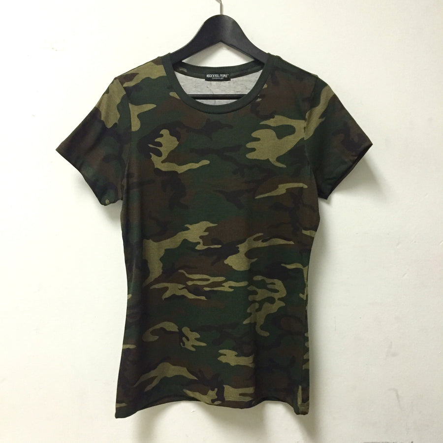 FEMALE CAMO T-SHIRT