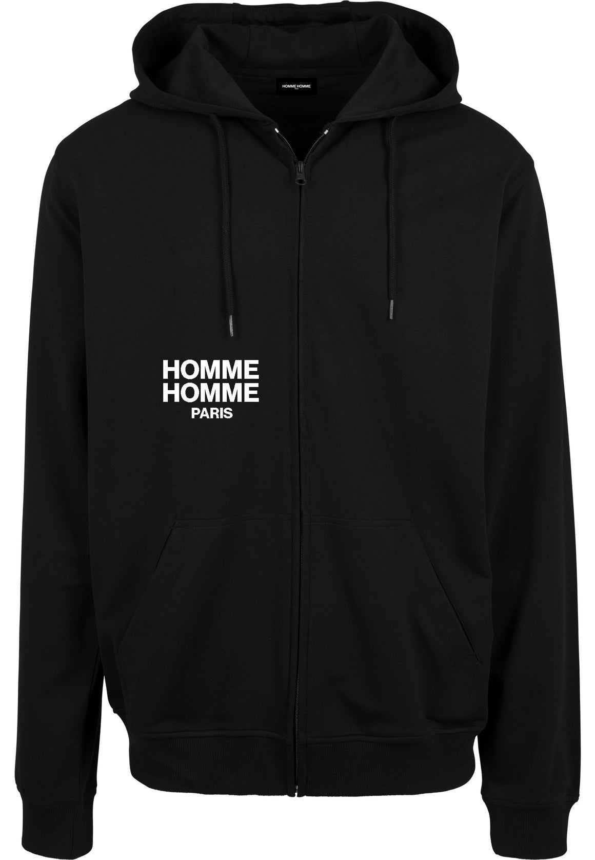 HOMME HOMME PARIS - ZIP UP HOODIE 2
