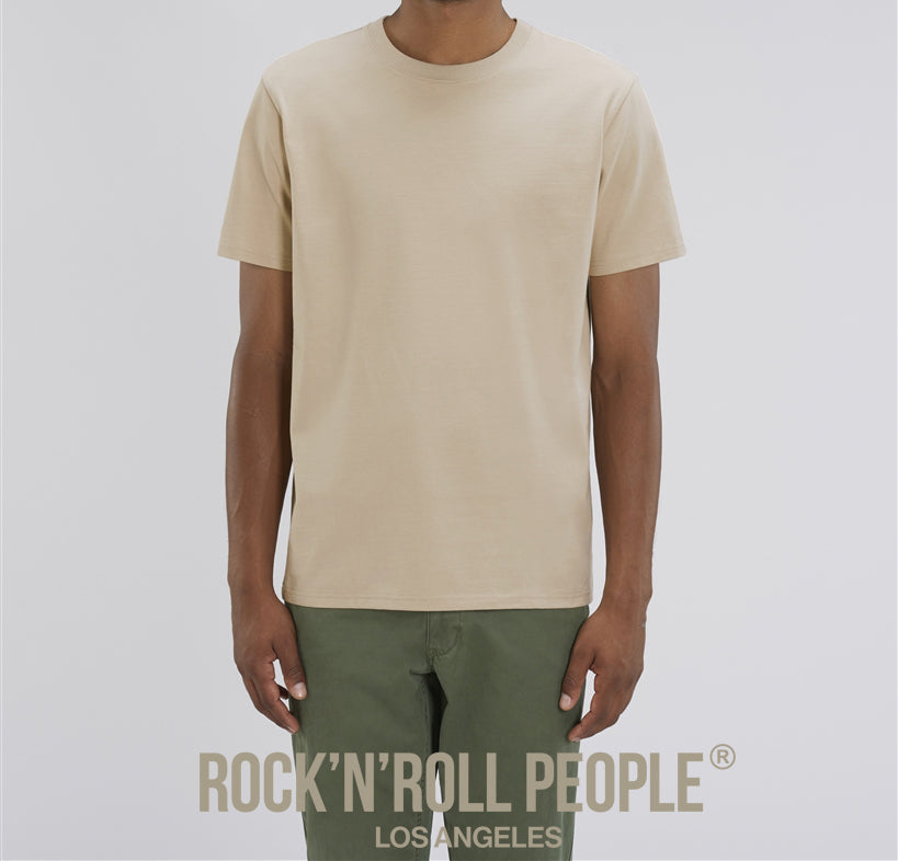 MENS RELAXED FIT T-SHIRT - DESERT