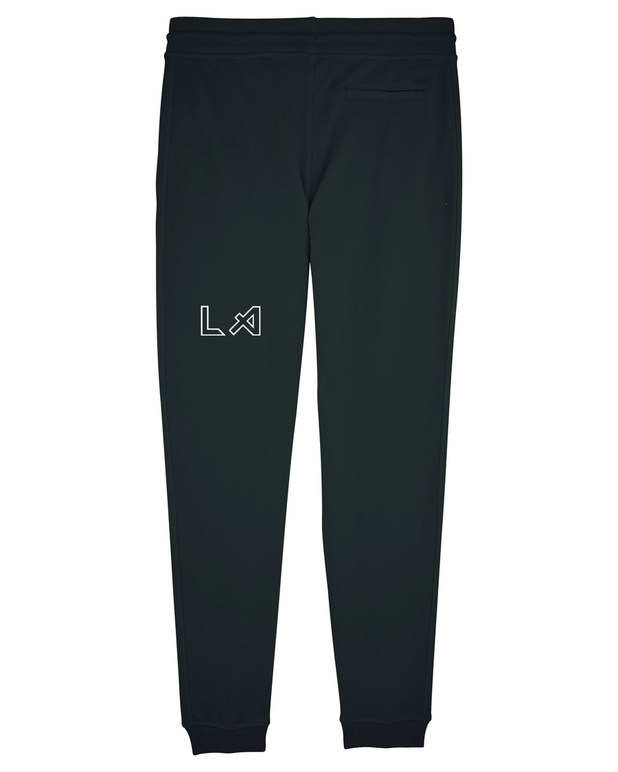 "MENS ""CITY OF ANGELS"" SWEATPANTS - BLACK"