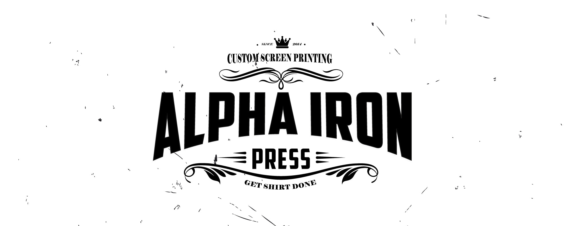 alpha iron press