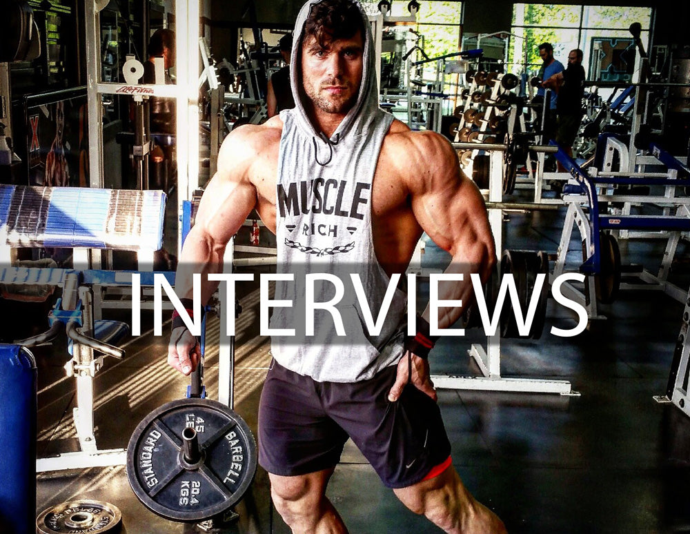 Muscle Food vancouver interviews