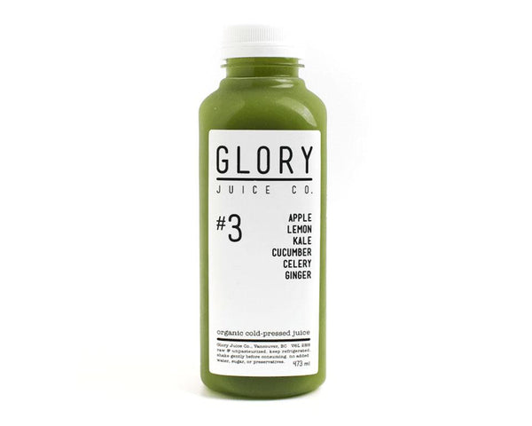 Glory Juice #3 Organic Cold Pressed