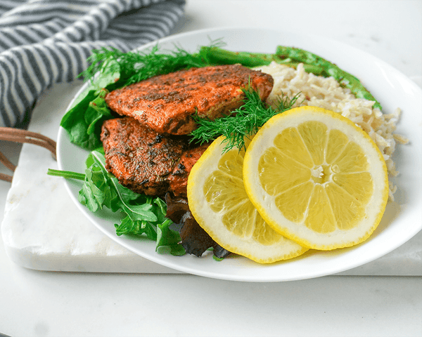 Cajun Salmon (Family Pack) - Muscle Food Vancouver