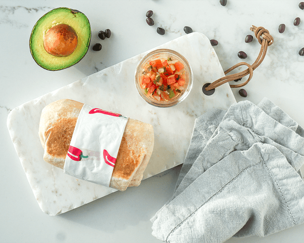 Chicken Burritos (Family Pack) - Muscle Food Vancouver