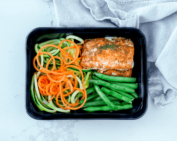 (Low Carb) Cajun Salmon - Muscle Food Vancouver