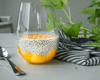 Mango Coconut Chia Pudding - Muscle Food Vancouver