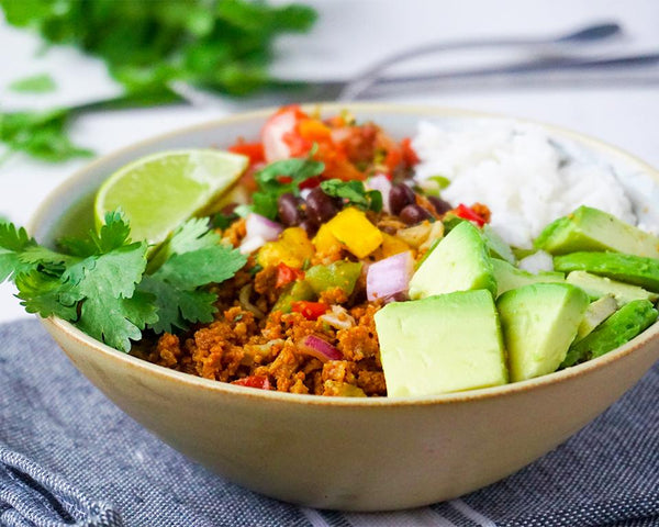 Mexican Bowl (Family Pack) - Muscle Food Vancouver