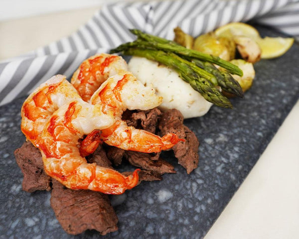 Surf & Turf - Muscle Food Vancouver