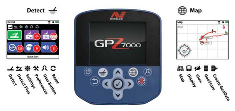 he GPZ 7000 Simple Menu Navigation