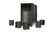 Bose Acoustimass 6 Series V 5.1 Speaker System Black DEMO