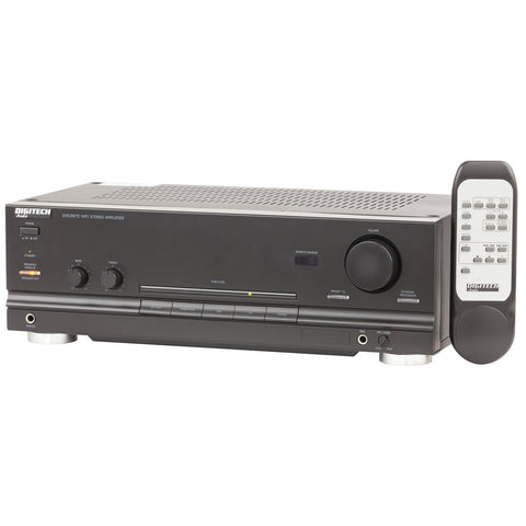 Stereo Amplifier 200WRMS Per Channel