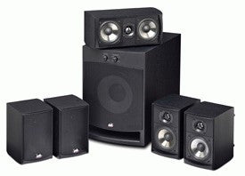 PSB Alpha HT1 5.1 Channel Speaker Package - DEMO ONLY