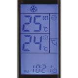 Universal Remote Control for Air Conditioners with LCD