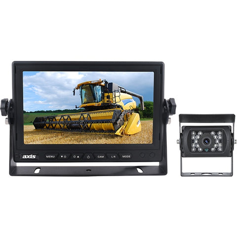 "Axis JS7000K 7"" LED Monitor And Heavy Duty Camera Kit"