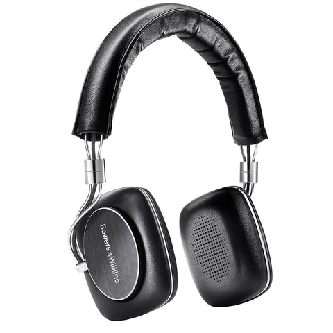 Bowers & Wilkins P5 S2 Headphones, Black (Wired)  BWP5S2BLK