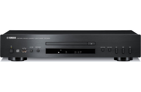 Yamaha CD-S300 Single-disc CD player/USB port for iPod®/iPhone®