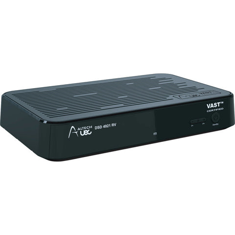 Altech UEC DSD4921RV VAST™ Certified, Twin Tuner Set Top Box