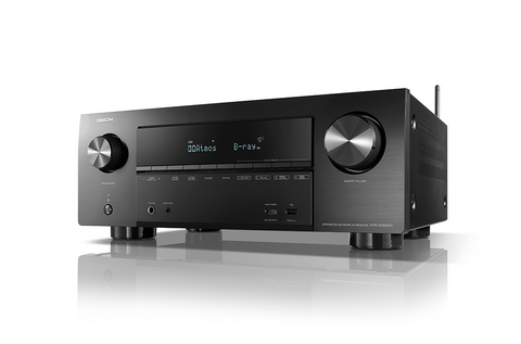 Denon AVR-X2600H 7.2-Channel Network A/V Receiver