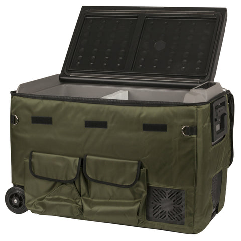 Green Insulated Cover GH1651 for 36L Brass Monkey Portable Fridge