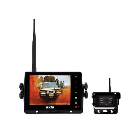 "Axis S056WK 5.6"" Digital Wireless Reversing Camera Kit"