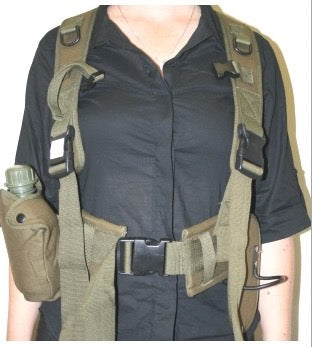 Shingleback Deluxe Harness with Pick Holder