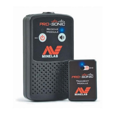 MINELAB Pro Sonic Universal Wireless Audio System