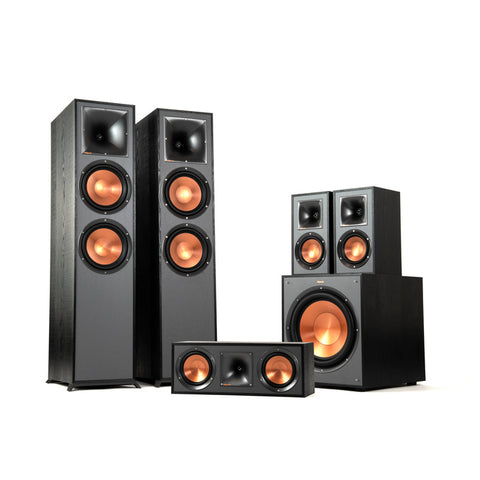 Klipsch R820F 5.1 Home Theatre Speaker Pack