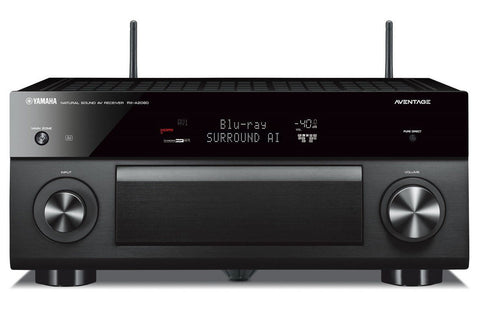 Yamaha RX-A2080 9.2-channel AVENTAGE AV Receiver