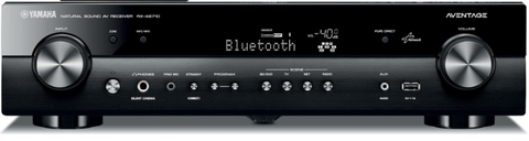 Yamaha Aventage RX-AS710 Cinema Receiver