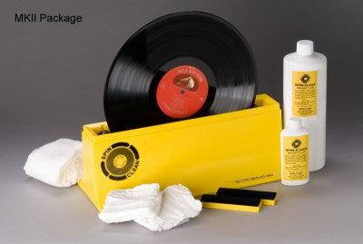 Pro-Ject Vinyl Wash System MKII Yellow