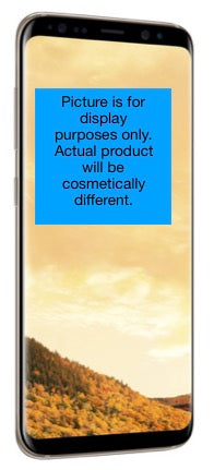 Samsung Galaxy S8 SM-G950F 64GB Smartphone Unlocked, Gold - Refurbished A Grade.
