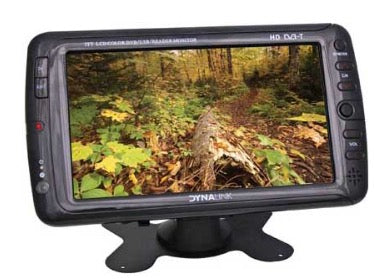 "7"" Inch Digital In-Vehicle Portable Television"
