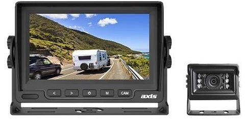 AXIS JS5001K Monitor & Reversing Camera Kit