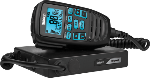 Uniden UH9060 Mini Compact UHF CB Mobile