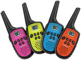 Uniden UH35-4 UHF 0.5W CB Handheld 2-way talk Radio 4 pack
